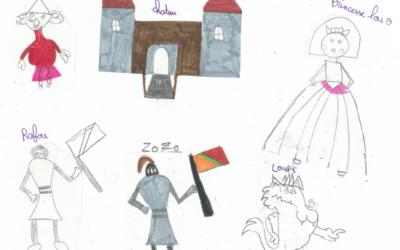 L'histoire de Princesse Lou